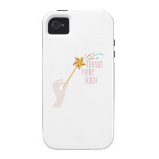 Thanks Fairy Much Case-Mate iPhone 4 Cases