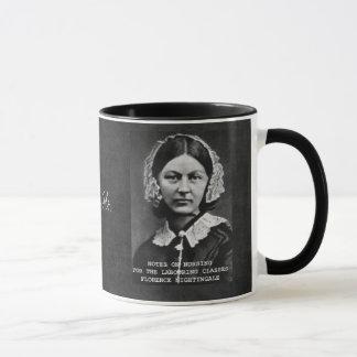 Thanks Flo Nursing Tribute Mug