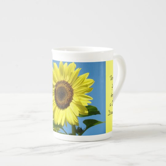 Thanks For Being A Great Daughter Mugs Sunflowers Zazzle Com