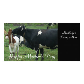 Thanks for Being Mom, Happy Mother's Day Card