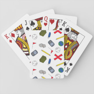 Thanks for the Cache Playing Cards