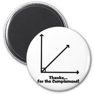 thanks for the complement magnet