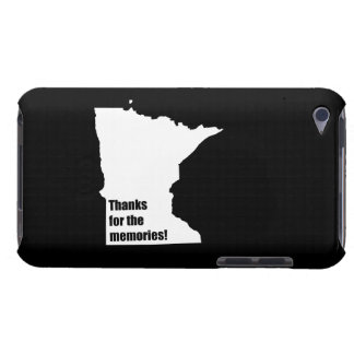 Thanks for the Memories Minnesota Barely There iPod Case