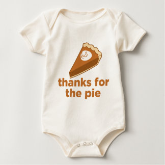 Thanks for the Pie Baby Creeper