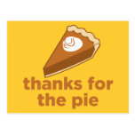 Thanks for the Pie Postcards