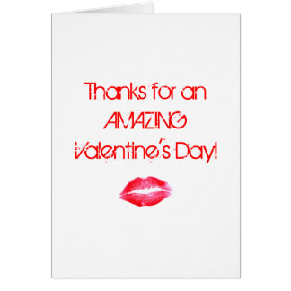 Thanks for V-Day, You Get an M-Day! Card