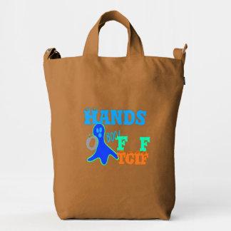 Thanks God Its Friday Hakuna Matata Hands Off Bag