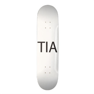 Thanks In Advance.ai Skateboards