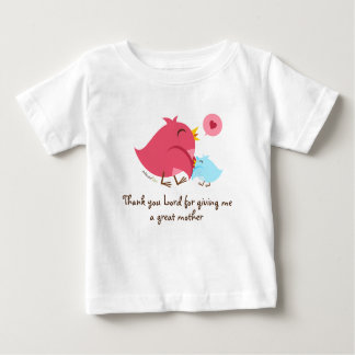 Thanks Lord for A Great Mother Baby T-Shirt