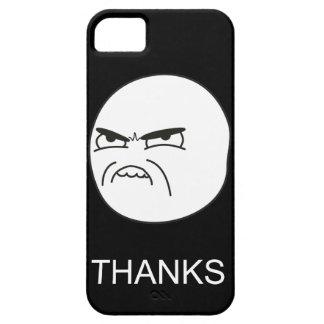 Thanks Meme - iPhone 5 Black Case iPhone 5 Case