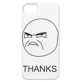 Thanks Meme - iPhone 5 Case