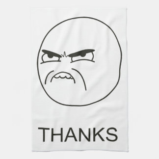 Thanks Meme - Kitchen Towel