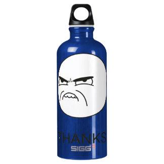 Thanks Meme - SIGG Traveler 0.6L Water Bottle