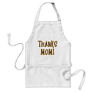 THANKS MOM! Tshirt or Gift Product Apron