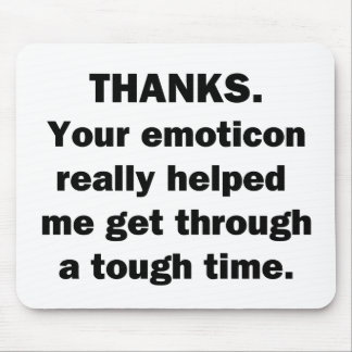 Thanks. Mouse Pad