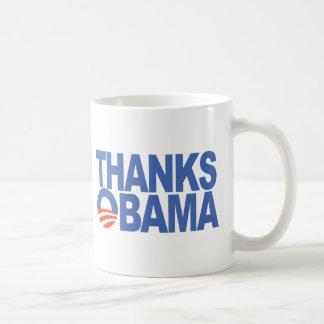 Thanks Obama Coffee Mug