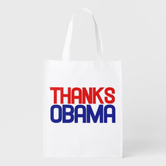 Thanks obama grocery bags