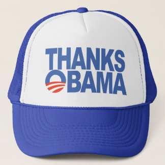 Thanks Obama Trucker Hat