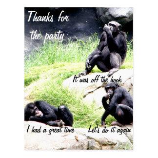 Thanks_ Postcard