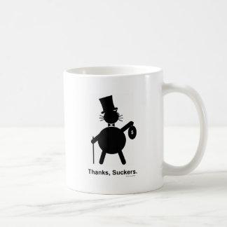 Thanks,Suckers Coffee Mug