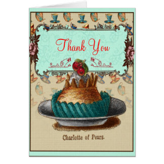 Thanks Sweetie Greeting Card