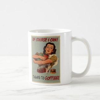 Thanks to Coffee! Coffee Mug