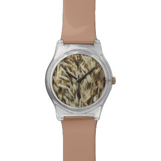 """Thanks to nature"" Wrist Watch"