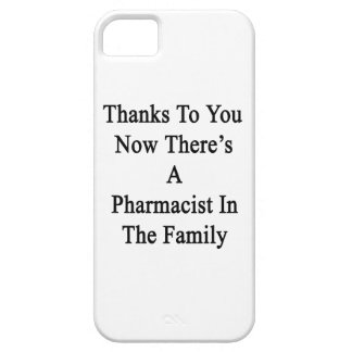 Thanks To You Now There's A Pharmacist In The Fami iPhone SE/5/5s Case