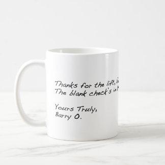 Thanks, Vlad! Classic White Coffee Mug