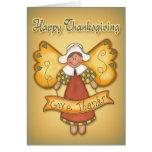 Thanksgiving7 Greeting Card
