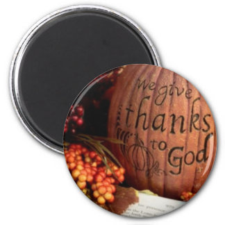 Thanksgiving 2012 Magnet