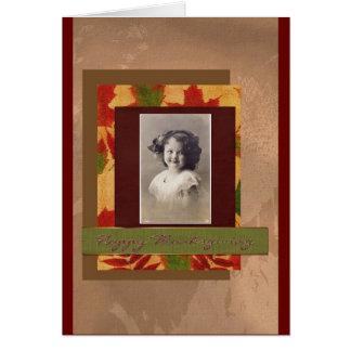 Thanksgiving-2 Greeting Card