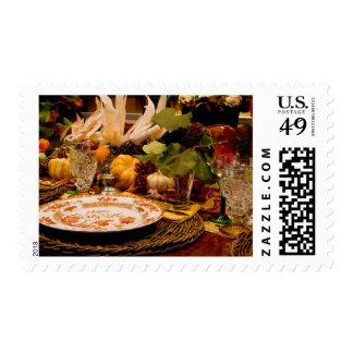 Thanksgiving 2 postage