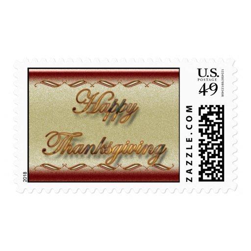 Thanksgiving #2 Postage