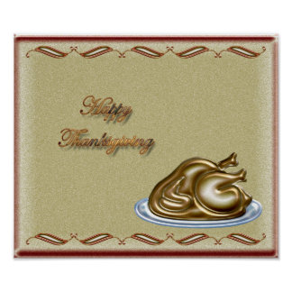 Thanksgiving #2 poster