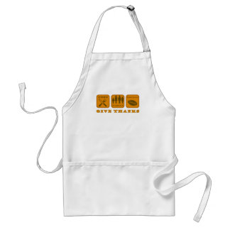 Thanksgiving Adult Apron