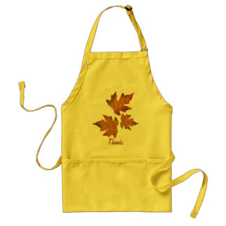 Thanksgiving Apron -yellow