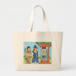 THANKSGIVING / ATM / FINANCIAL / BANKER gifts Canvas Bag