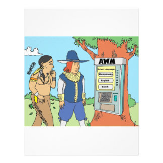 THANKSGIVING / ATM / FINANCIAL / BANKER gifts Letterhead