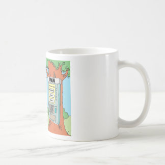 THANKSGIVING / ATM / FINANCIAL / BANKER gifts Coffee Mugs