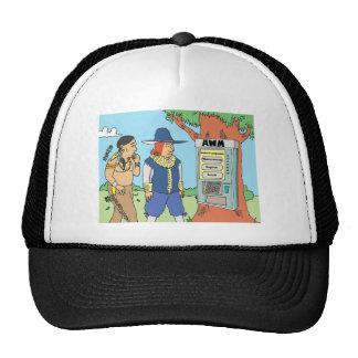 THANKSGIVING / ATM / FINANCIAL / BANKER gifts Trucker Hat