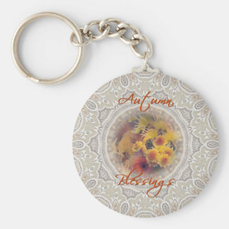 Thanksgiving ~ Autumn Blessings Key Chains