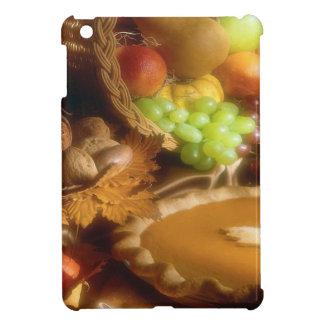 Thanksgiving Autumn Feast Dinner Print iPad Mini Case