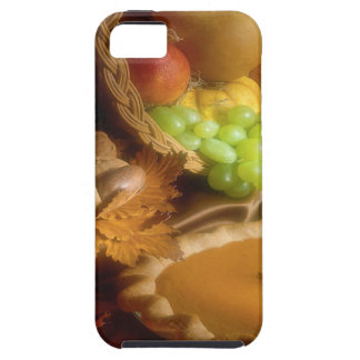 Thanksgiving Autumn Feast Dinner Print iPhone SE/5/5s Case