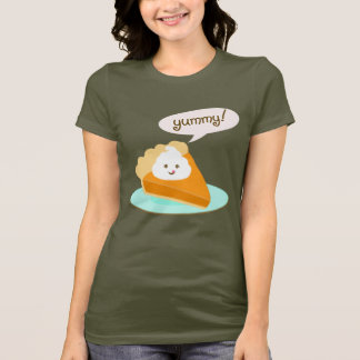 Thanksgiving Autumn Pumpkin Pie Lover T-Shirt