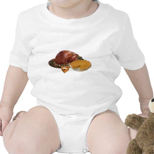 Thanksgiving Baby Bodysuits