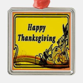 Thanksgiving Basket Ornament