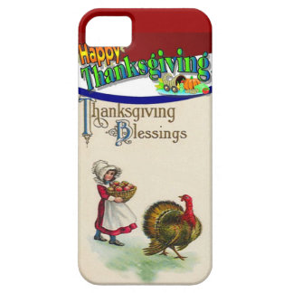 Thanksgiving blessings iPhone SE/5/5s case