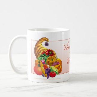 THANKSGIVING BLESSINGS Mug