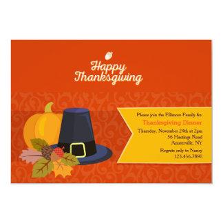 Thanksgiving Bliss Invitation